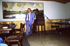 Eröffnung des Vereinsheims